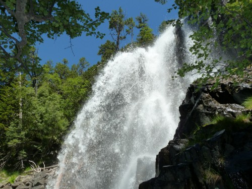 Cascada im Nationalpark